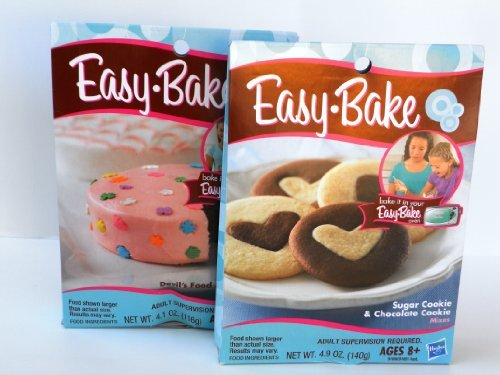 Easy Bake Oven Chocolate Frosting Mix Instructions