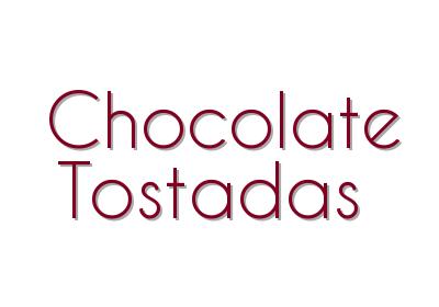 Chocolate Tostadas