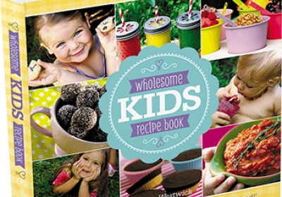 Wholesome Kids Recipe Book
