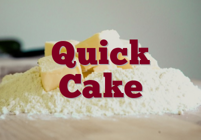 Quick Cake